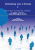 Cover for Contemporary Issues in Economy. Proceedings of the International Conference on Applied Economics: Quantitative Methods