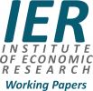 Cover for Market and state in socio-economic order: a brief review of theories
