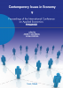 Cover for Proceedings of the 9th International Conference on Applied Economics Contemporary Issues in Economy: Finance: Torun, Poland, 22-23 June 2017