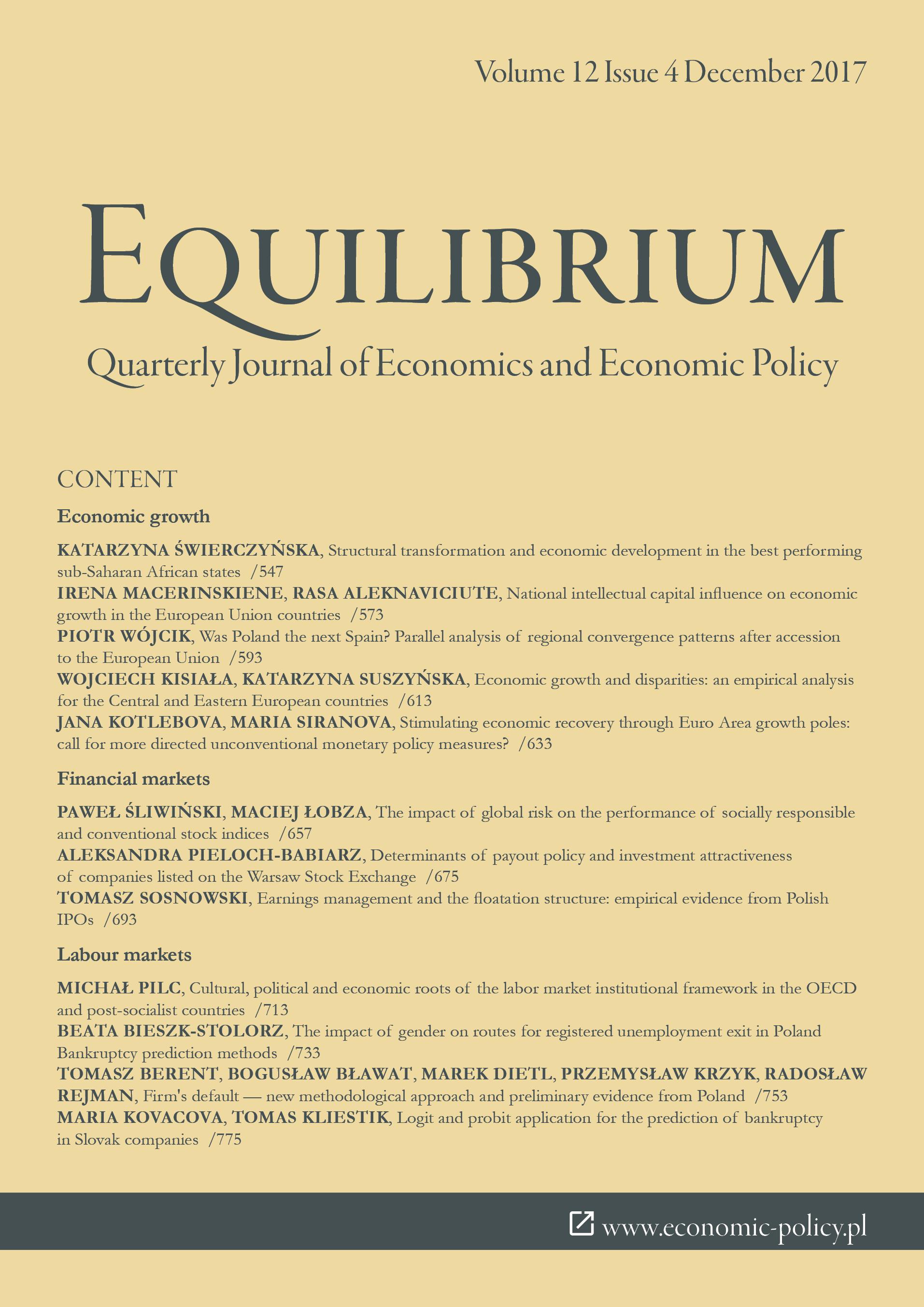 European Journal of Economic Studies